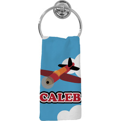 Airplane Hand Towel - Full Print (Personalized)