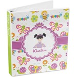 Butterflies 3-Ring Binder (Personalized)