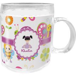 Butterflies Acrylic Kids Mug (Personalized)