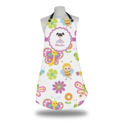Butterflies Apron (Personalized)