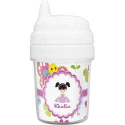 Butterflies Baby Sippy Cup (Personalized)