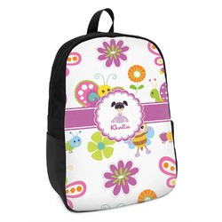 Butterflies Kids Backpack (Personalized)