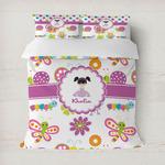 Butterflies Duvet Cover (Personalized)