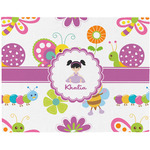 Butterflies Placemat (Fabric) (Personalized)