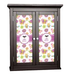 Butterflies Cabinet Decal - Custom Size (Personalized)