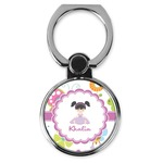 Butterflies Cell Phone Ring Stand & Holder (Personalized)