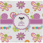 Butterflies Ceramic Tile Hot Pad (Personalized)