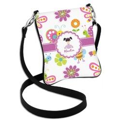 Butterflies Cross Body Bag - 2 Sizes (Personalized)