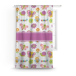 Butterflies Curtain (Personalized)