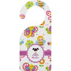 Butterflies Door Hanger (Personalized)