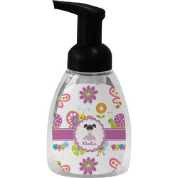 Butterflies Foam Soap Dispenser (Personalized)