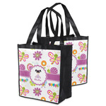 Butterflies Grocery Bag (Personalized)
