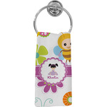 Butterflies Hand Towel - Full Print (Personalized)