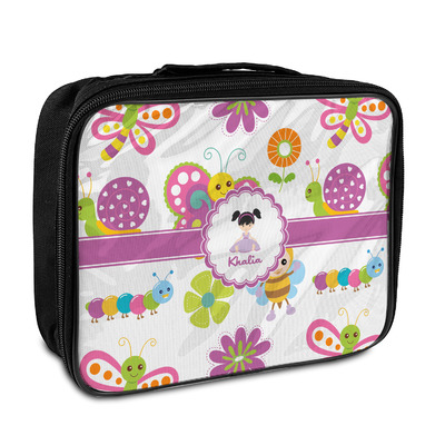 Butterflies Insulated Lunch Bag (Personalized)