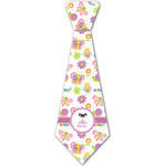 Butterflies Iron On Tie - 4 Sizes w/ Name or Text