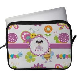 """Butterflies Laptop Sleeve / Case - 15"""" (Personalized)"""