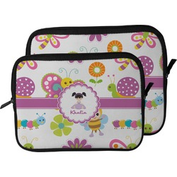 Butterflies Laptop Sleeve / Case (Personalized)