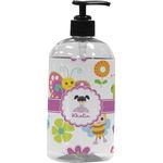 Butterflies Plastic Soap / Lotion Dispenser (Personalized)