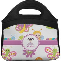 Butterflies Lunch Tote (Personalized)