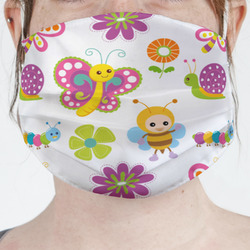 Butterflies Face Mask Cover (Personalized)