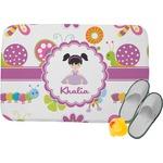 Butterflies Memory Foam Bath Mat (Personalized)