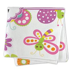 Butterflies Large Microfiber Dish Rag (Personalized)