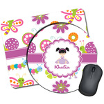 Butterflies Mouse Pads (Personalized)