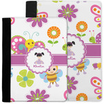Butterflies Notebook Padfolio w/ Name or Text