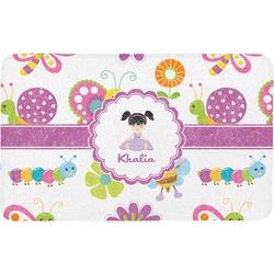 Butterflies Bath Mat (Personalized)