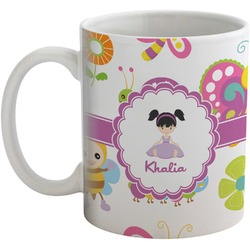 Butterflies Coffee Mug (Personalized)
