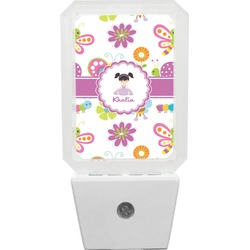 Butterflies Night Light (Personalized)