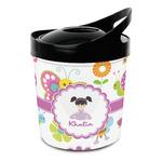 Butterflies Plastic Ice Bucket (Personalized)