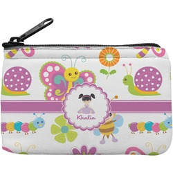 Butterflies Rectangular Coin Purse (Personalized)