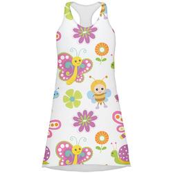 Butterflies Racerback Dress (Personalized)