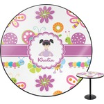 Butterflies Round Table (Personalized)