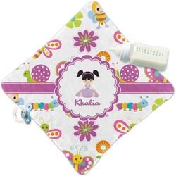 Butterflies Security Blanket (Personalized)