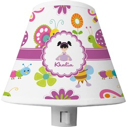 Butterflies Shade Night Light (Personalized)