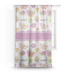 Butterflies Sheer Curtains (Personalized)