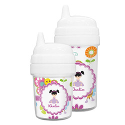 Butterflies Sippy Cup (Personalized)