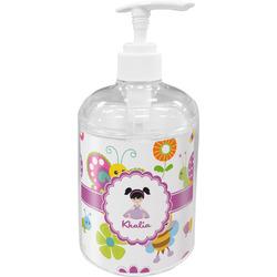 Butterflies Soap / Lotion Dispenser (Personalized)