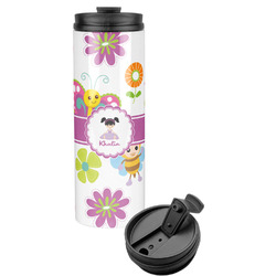 Butterflies Stainless Steel Tumbler (Personalized)