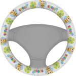 Butterflies Steering Wheel Cover (Personalized)