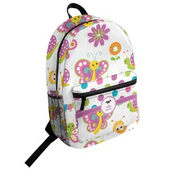 Butterflies Student Backpack (Personalized)