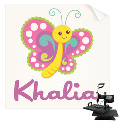 Butterflies Sublimation Transfer (Personalized)