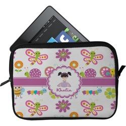 Butterflies Tablet Case / Sleeve (Personalized)