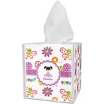 Butterflies Tissue Box Cover (Personalized)