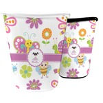 Butterflies Waste Basket (Personalized)