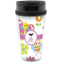 Butterflies Travel Mug (Personalized)