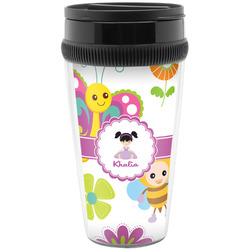 Butterflies Travel Mug (Personalized)