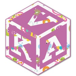 Butterflies Monogram Decal - Custom Sized (Personalized)